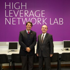 HLN LAB ALU ISEL_José Quadrado_Presidente ISEL (Esquerda)_Nakhle Matta_CSO_ALU (Direita)