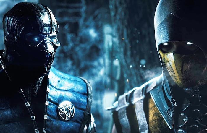 Participa na Mortal Kombat X Cup