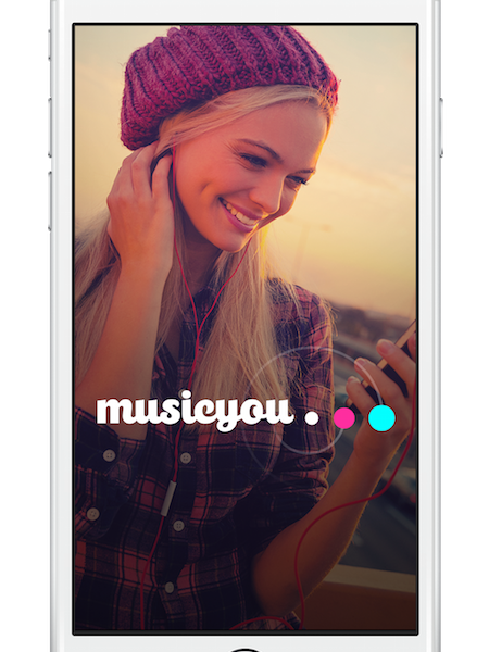 MusicYou: a primeira app de música social