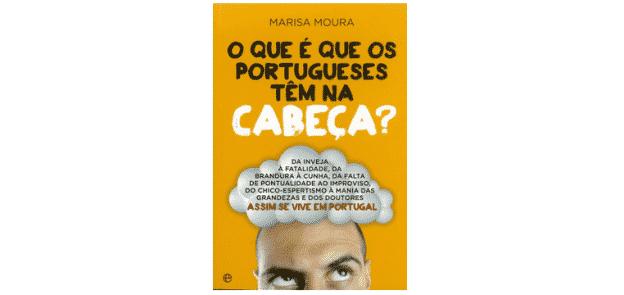 """Ganha 4 livros """"O que é que os portugueses têm na cabeça"""""""