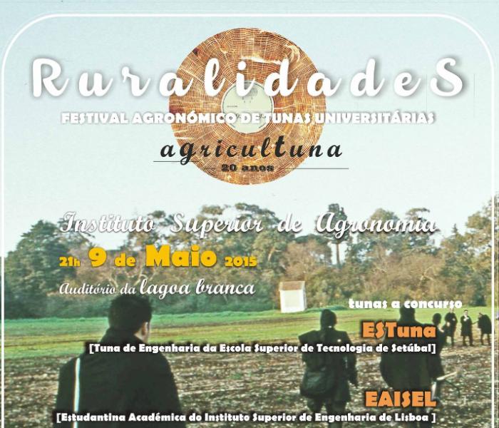 Ruralidades- Festival de Tunas Agrónomas