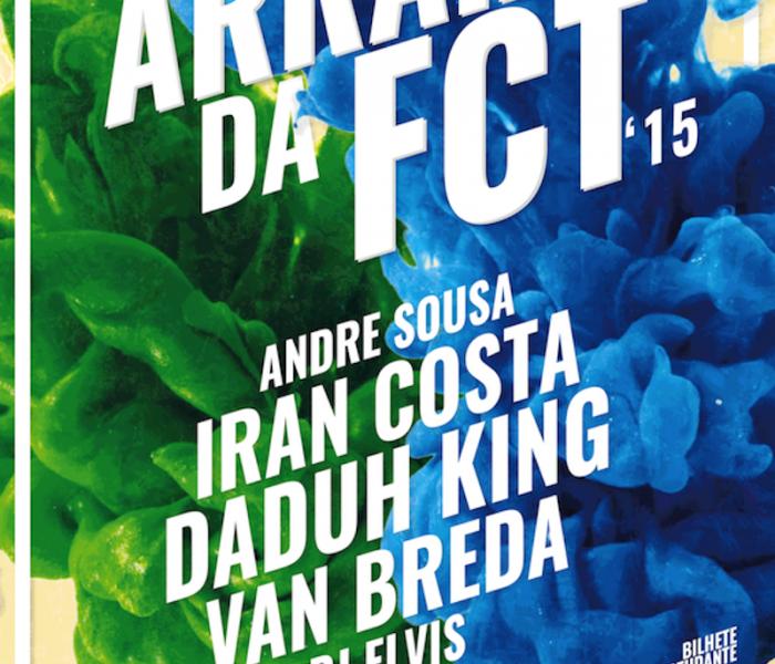 Marca na tua agenda o Arraial da FCT!