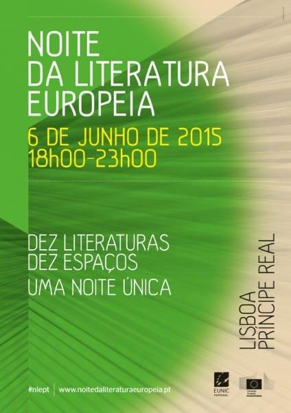 A Noite da Literatura Europeia