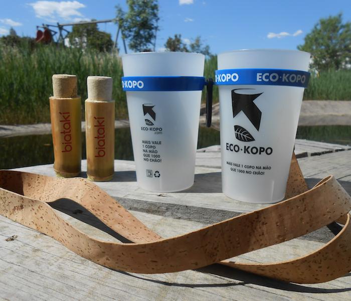 Conveniência e ecologia para o teu verão!