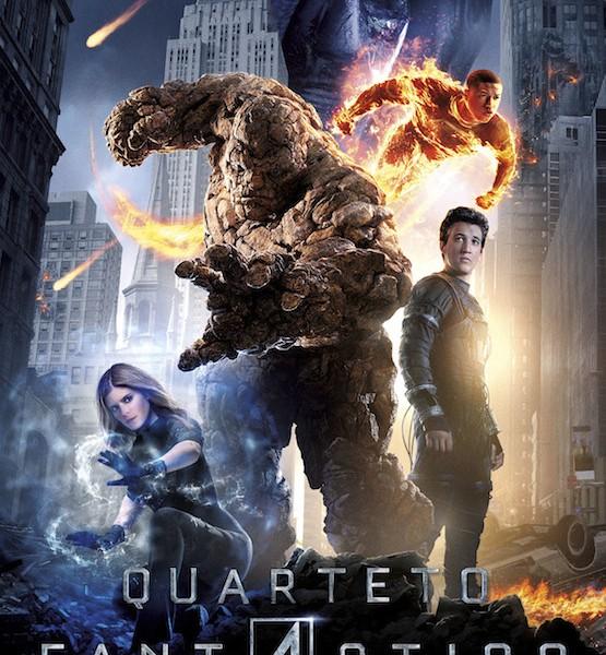 Queres ver um filme mesmo Fantástico?