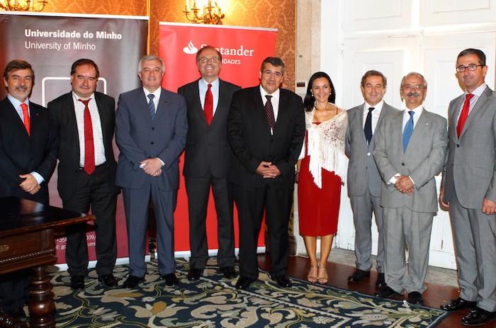 A Cátedra Internacional RSC Santander Galiza-Norte de Portugal
