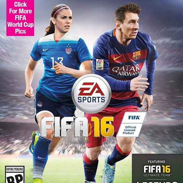 Sim, há mulheres a jogar FIFA