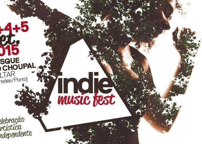 Vai ao Indie Music Fest!
