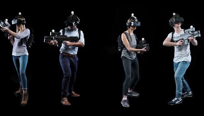 Já viste o salão de videojogos do futuro?