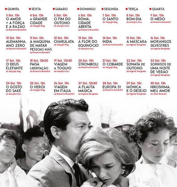 Filmes clássicos em versão matiné