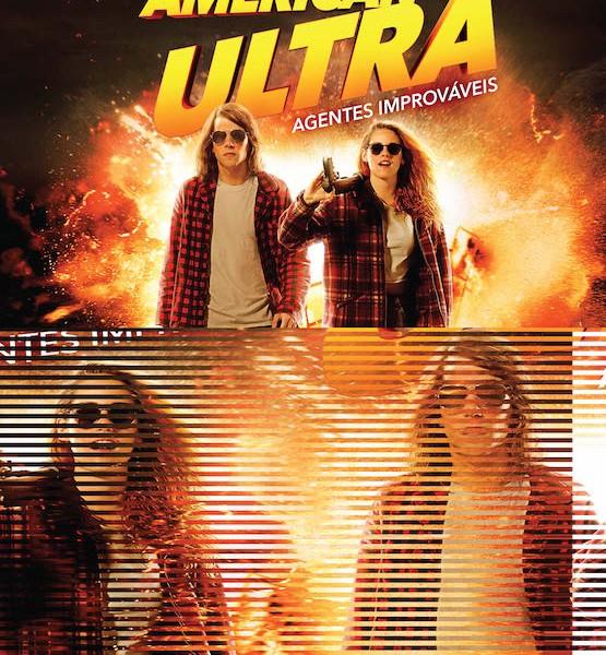 """Ganha convites para o filme """"American Ultra – Agentes Improváveis""""!"""