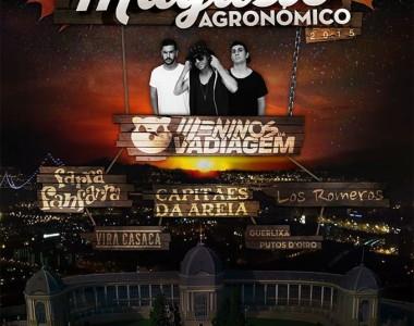 O Festival Magusto Agronómico está quase aí à porta! Vem conhecer o cartaz!