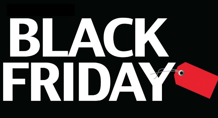 Amanhã é Black Friday!