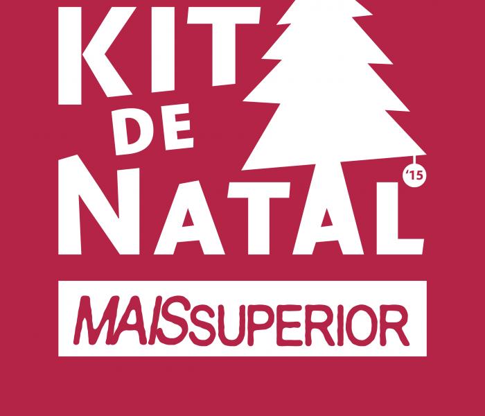 O Kit Natal Mais Superior está a chegar à tua faculdade!