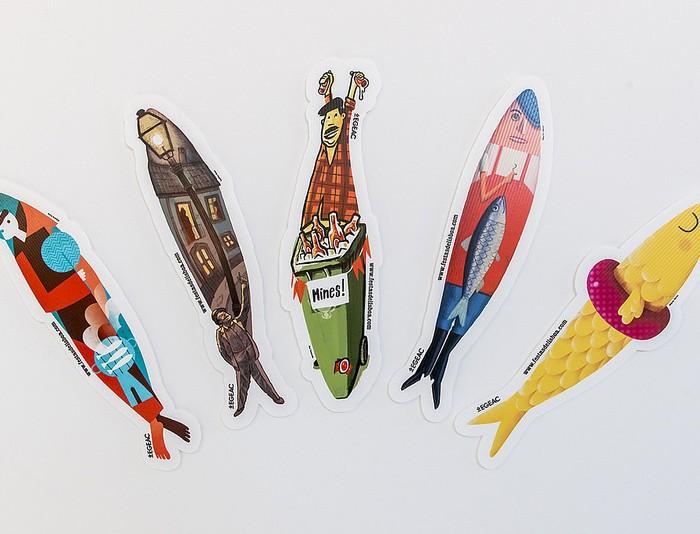 Desenha a sardinha mais original e ganha dois mil euros!