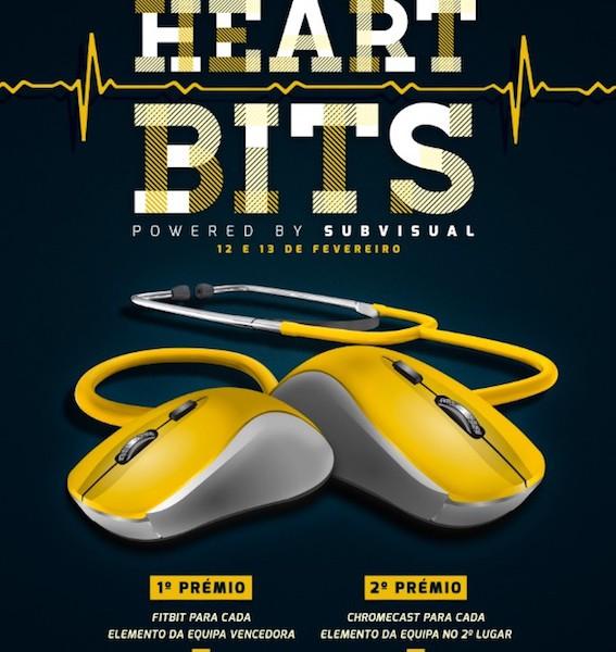 Começa amanhã o Hackathon HeartBits!