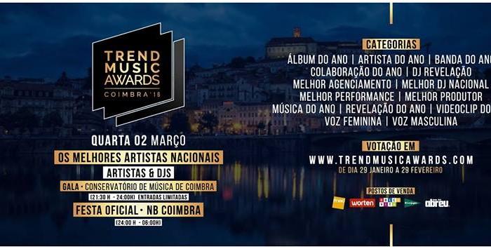 Vota no teu artista português preferido!