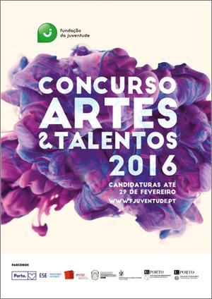 """""""Artes e Talentos 2016"""" tem prazo alargado"""