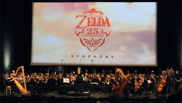 """""""The Legend of Zelda"""" em concerto!"""
