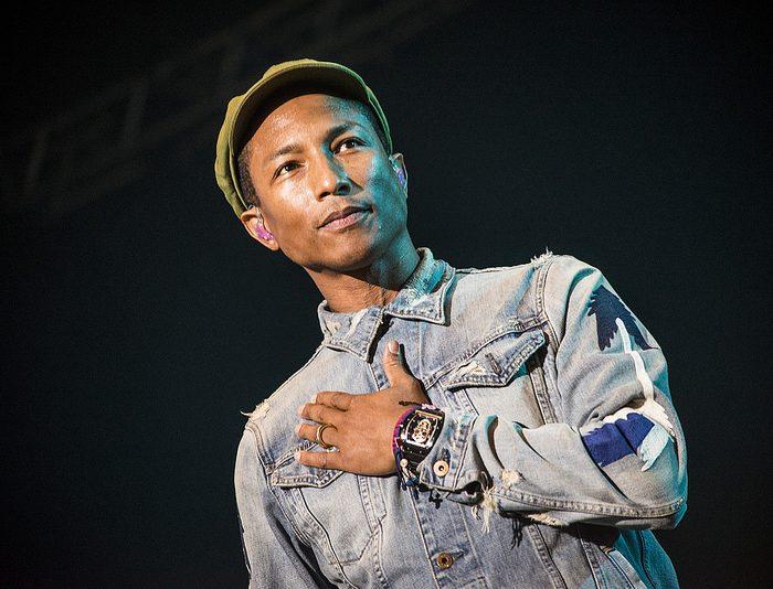 Pharrell Williams vai lançar uma nova coleção da marca Adidas
