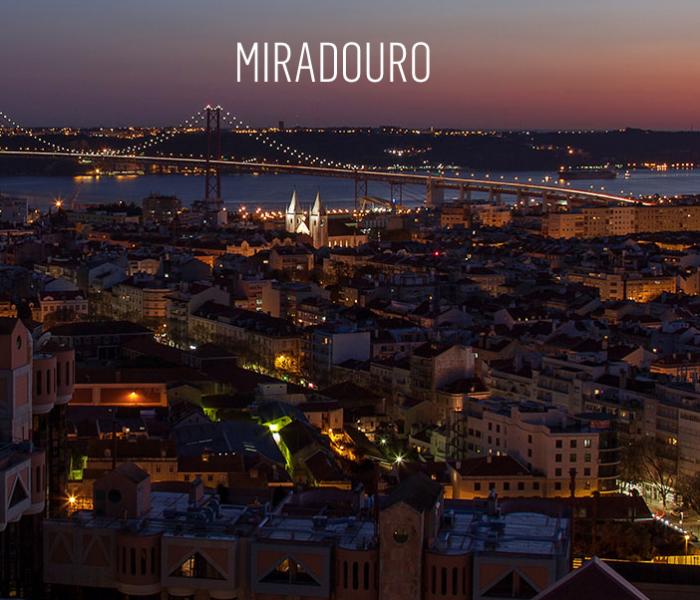 Há um novo miradouro em Lisboa e abre hoje!