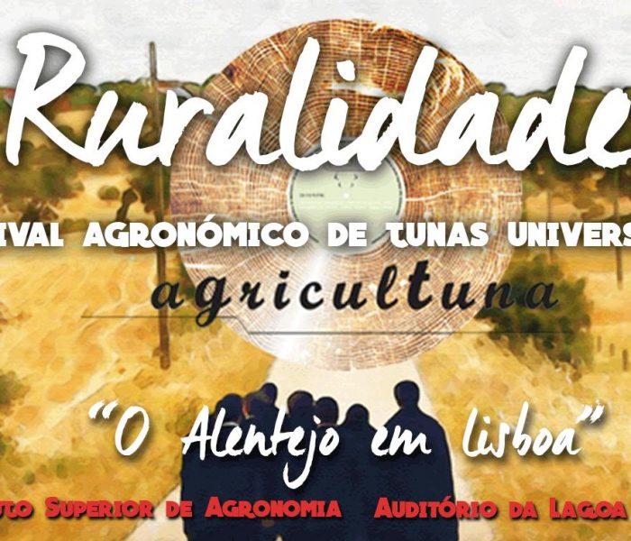 Já chegou o Ruralidades – Festival Agronómico de Tunas Universitárias!