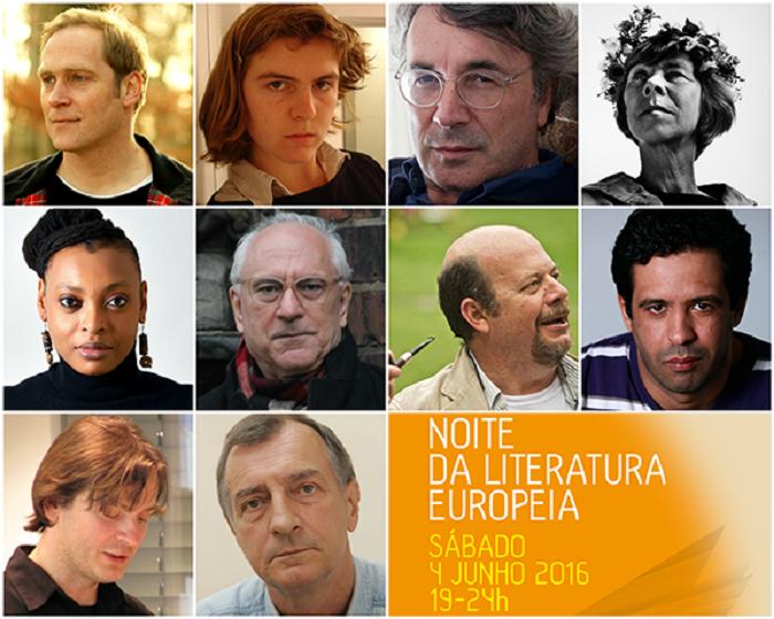 Dez espaços recebem a Noite da Literatura Europeia 2016