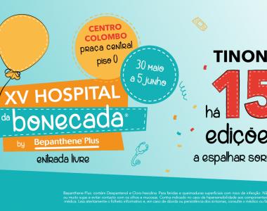A AEFCML organiza mais um Hospital da Bonecada!