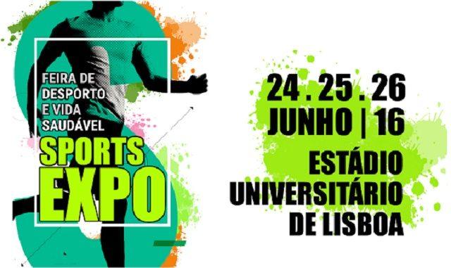 Neste fim de semana, a Sports Expo põe Lisboa a mexer