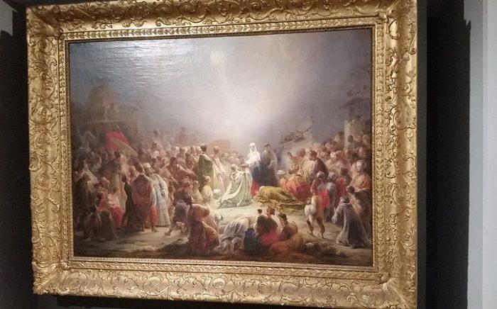 """""""A Adoração dos Magos"""" já está no Museu Nacional de Arte Antiga"""