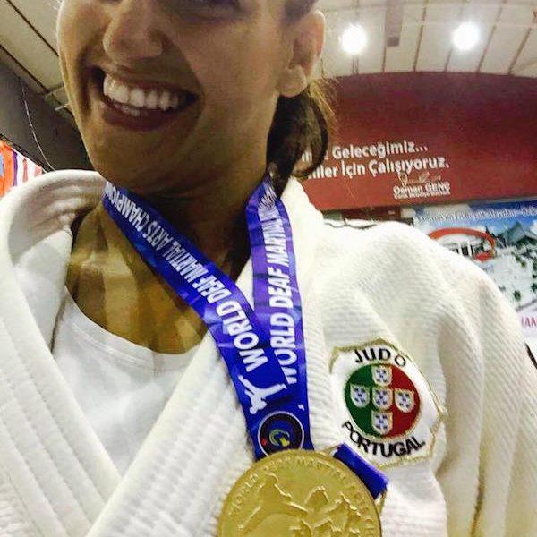 Portugal é Campeão do Mundo de Judo para Surdos