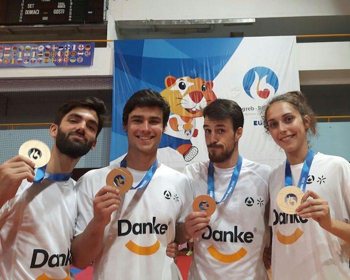 Portugal 7 vezes Campeão nos Jogos Europeus Universitários!