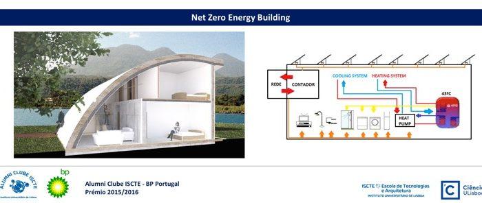 Alunos de Arquitetura e de Engenharia da Energia e do Ambiente vencem concurso