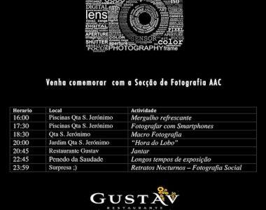 Em Coimbra comemora-se o Dia da Fotografia