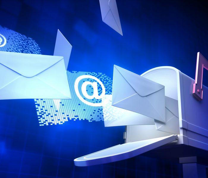 Agora é muito mais fácil escrever um email!