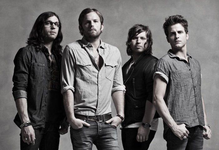 Kings of Leon com novo álbum em outubro