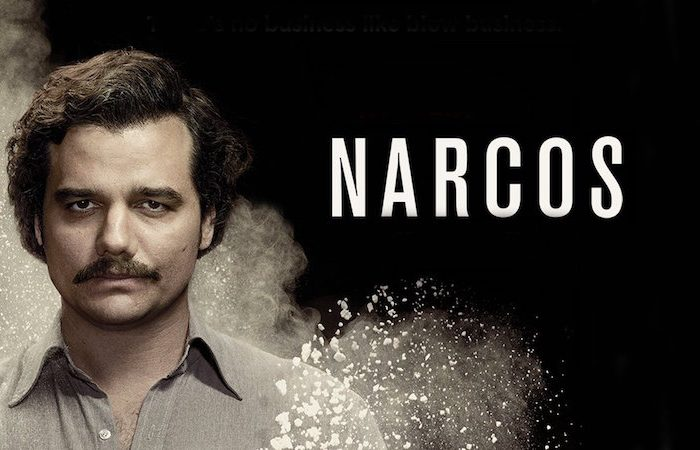 10 minutos de Narcos no Facebook Live