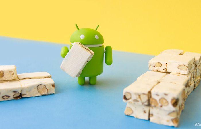 Como é o novo Android Nougat?