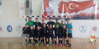 Portugal campeão europeu universitário de futsal