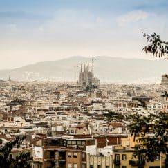 Alojamentos locais em Barcelona fechados por falta de licença