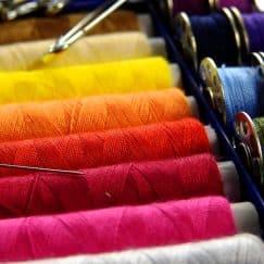 Workshops de costura para todos os níveis