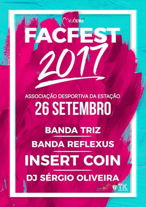 A Medicina FacFest na Covilhã é já amanhã