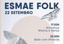 Danças Folk no Café Concerto da ESMAE