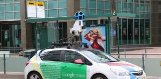 Street View vai utilizar Inteligência Artificial