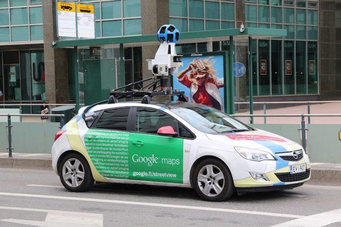 Street View vai utilizar Inteligência Artificial