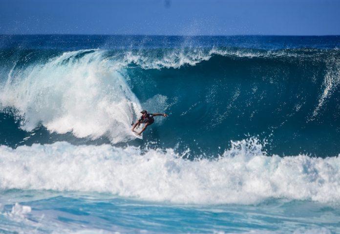 As ondas mais disputadas do mundo são nos Açores