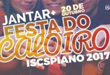 Festa do Caloiro ISCSPiano é já amanhã