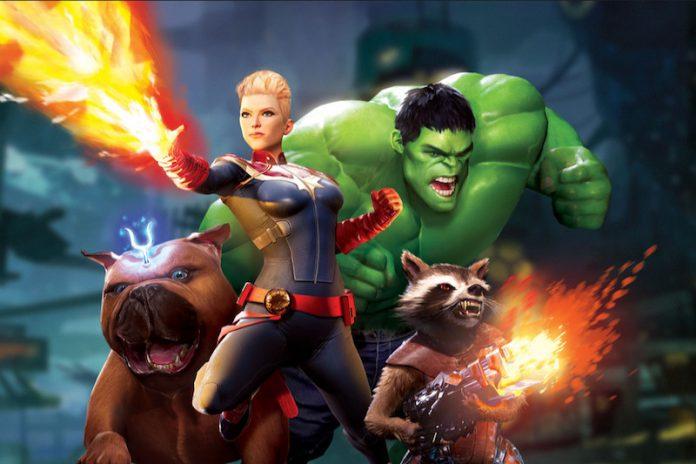 Marvel chega à realidade virtual (e é demais!)