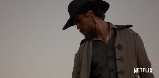 Diogo Morgado vai ser Cabeleira no novo filme da Netflix