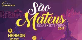 Feira de São Mateus em Elvas dá música em setembro